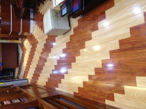 ốp tường gỗ, gỗ ốp tương, tường ốp gỗ