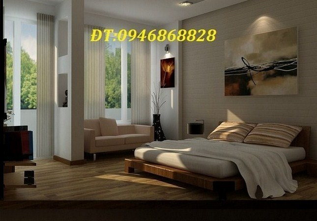 sàn gỗ, sàn gỗ công nghiệp, sàn gỗ phòng ngủ
