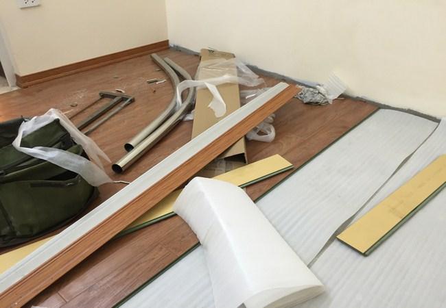 sàn gỗ pago, thi cong sàn gỗ, sàn gỗ