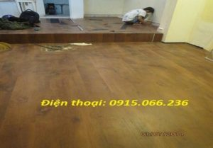 sàn nhựa vân gỗ, san nhua