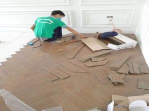 dịch vụ sửa chữa sàn gỗ giá rẻ, sửa chữa sàn gỗ công nghiệp,