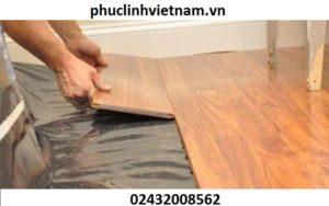 bái giá thi công sàn gỗ