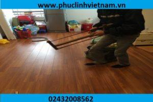 hướng dẫn thi công sàn gỗ