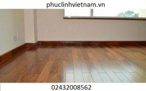 chọn mua sàn gỗ chất lượng tốt