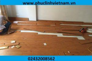 thi công sàn gỗ tại nhà, màu sắc sàn gỗ hợp với mệnh gia chủ