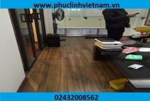 sàn go công nghiệp tại Hà Nội
