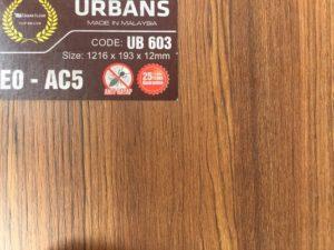 sàn gỗ giá rẻ UB603