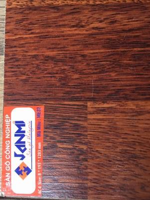 tư vấn sàn gỗ Janmi WE32