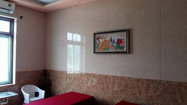 ốp tường nhựa Hà Nội