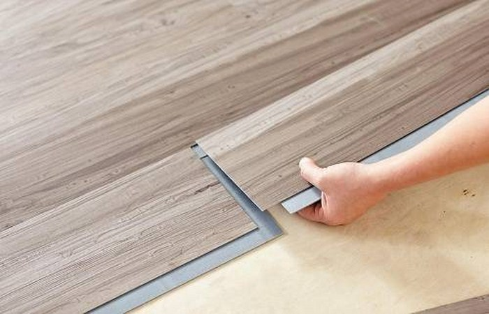 báo giá sàn nhựa giả gỗ, báo giá thi công sàn nhựa