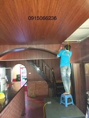 dịch vụ thi công ốp gỗ công nghiệp, sàn gỗ công nghiệp rẻ nhất