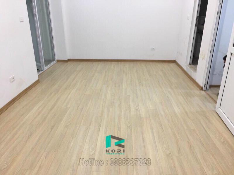 ưu điểm sàn nhựa tại hải phòng, báo giá sàn nhựa giả gỗ hải phòng, thi công sàn nhựa vân gỗ giá rẻ,